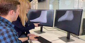 Opracowanie systemu pobierania miar poprzez skanowanie 3D